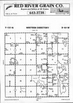 Map Image 122, Otter Tail County 1991